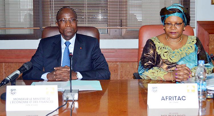 28 ème réunion du Comité d'Orientation CO de l'AFRITAC de l'Ouest
